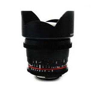 Samyang 10mm T3.1 ED AS NCS CS VDSLR (Nikon)