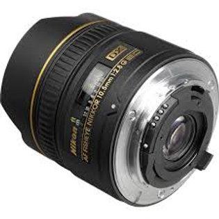 Nikon AF DX Fisheye-Nikkor 10.5mm f2.8G ED