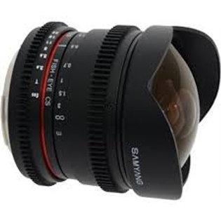 Samyang 8mm T3.8 Asph IF MC Fisheye CS II (Sony-E)