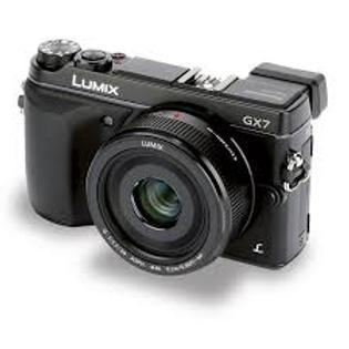Panasonic Lumix DMC-GX7 20mm II Black