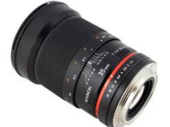 Samyang 35mm f1.4 AS UMC (Olympus)