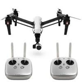 DJI Inspire 1 V2.0 Zenmuse X3 (Two remote units)