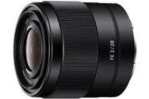 Sony FE 28mm F2 SEL28F20