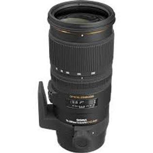 Sigma APO 70-200mm F2.8 EX DG OS HSM (Canon)