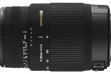 Sigma 70-300mm F4-5.6 DG OS for Nikon