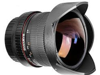 Samyang 8mm f2.8 Fish-eye CS Black (Samsung)