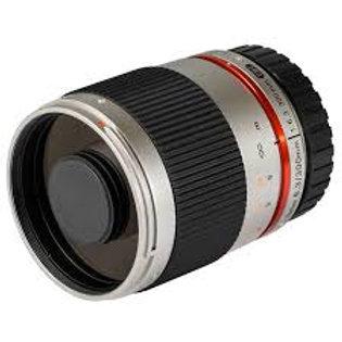 Samyang 300mm f6.3 Mirror Lens Black (M4/3)
