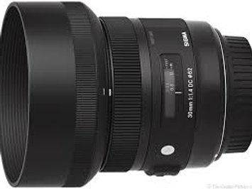 Sigma 30mm F1.4 DC HSM Art for Nikon