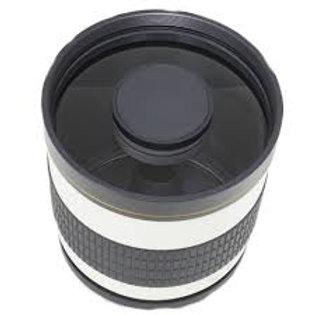 Samyang 800mm MC f8 Mirror T2 Mount Sony E White