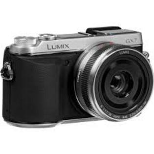Panasonic Lumix DMC-GX7 20mm II Silver