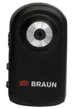 Braun Mini Action Camcorder