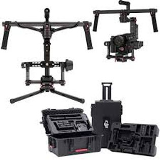 DJI Ronin Handheld Camera Gimbal with case