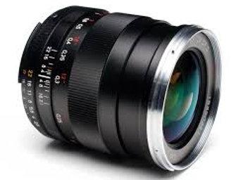 Carl Zeiss Z F/2  25mm (Nikon)