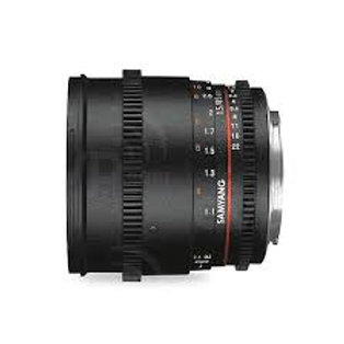 Samyang 85mm T1.5 AS IF UMC VDSLR for Micro 4/3