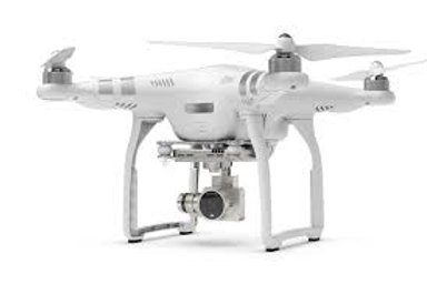 DJI Phantom 3 Advanced with Extra Batt + Hardshell