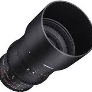 Samyang 135mm T2.2 ED UMC VDSLR Cine (Canon)