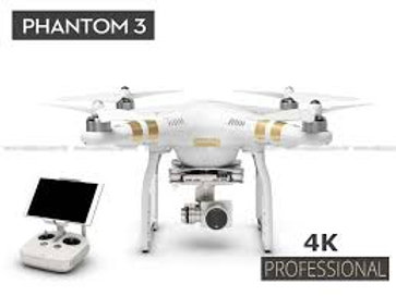 DJI Phantom 3 Professional 4K