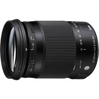 Sigma 18-300mm F3.5-6.3 DC MACRO OS HSM Contemporary for Nikon