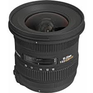 Sigma 10-20mm F4-5.6 EX DC HSM for Nikon