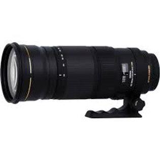 Sigma APO 300mm F2.8 EX DG HSM (Nikon)