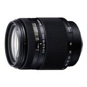 Sony 11-18mm f4.5-5.6 DT Lens