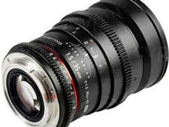 Samyang 21mm T1.5 ED AS UMC CS (Canon M)