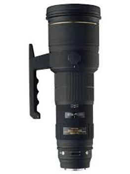 Sigma APO 500mm F4.5 EX DG HSM for Canon
