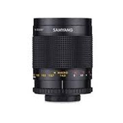 Samyang 800mm MC f8 Mirror with T2 Black M43