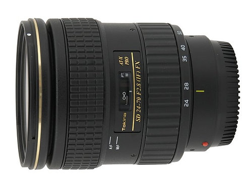 Tokina AT-X 24-70mm F2.8 PRO FX (Canon)