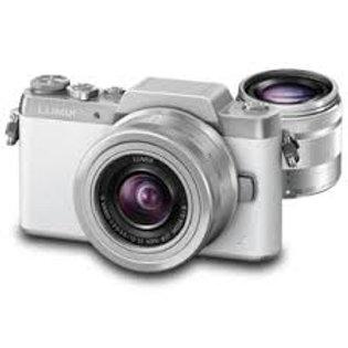 Panasonic GF7W Twin Kit 12-32mm +35-100mm f4 White