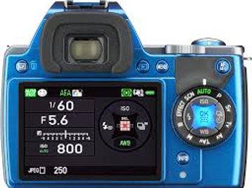 Pentax K-S1 Body Blue