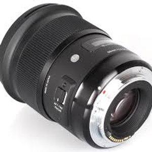 Sigma 50mm F1.4 DG HSM Art for Sony