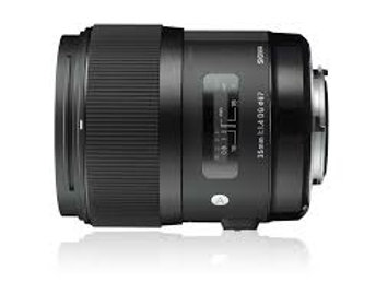 Sigma 35mm F1.4 DG HSM for Sony