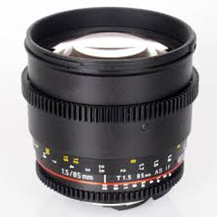 Samyang 85mm T1.5 AS IF UMC VDSLR for Sony A-Mount