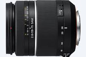 Sony 28-75mm f2.8 SAM SAL2875