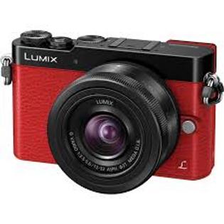 Panasonic Lumix DMC-GM5 12-32mm Red