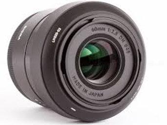 Sigma 60mm F2.8 DN Art Sony E-mount Black