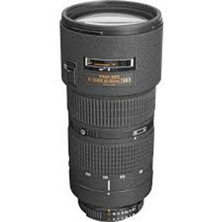 Nikon AF Zoom-Nikkor 80-200mm f2.8D ED