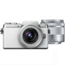Panasonic GF7W Twin Kit 12-32mm+35-100mm f4 Silver