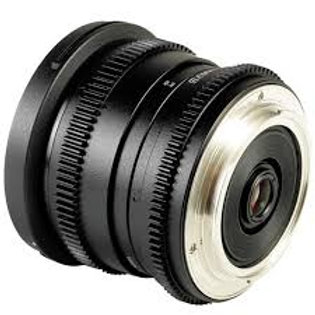 Samyang 8mm T3.8 Asph IF MC Fisheye CS VDSLR Canon