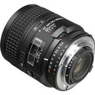 Nikon AF Micro-Nikkor 60mm f2.8D