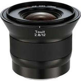 Carl Zeiss Touit F/2.8 12mm Distagon T (Sony E)