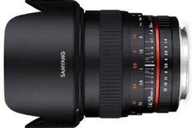Samyang 50mm T1.5 AS UMC CINE (Fuji X)