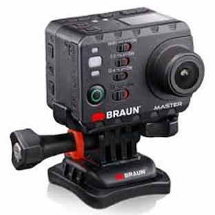 Braun Master Action Camcorder