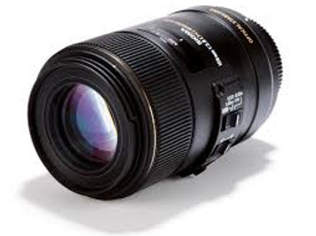 Sigma MACRO 105mm F2.8 EX DG OS HSM for Canon
