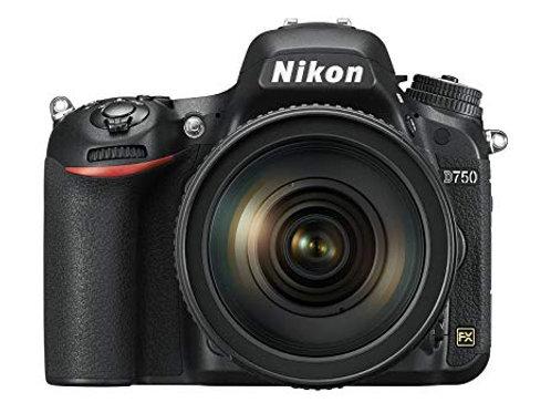 Nikon D750 Kit (24-120)