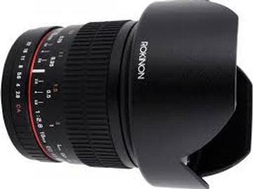 Samyang 10mm T3.1 ED AS NCS CS VDSLR II (Canon)