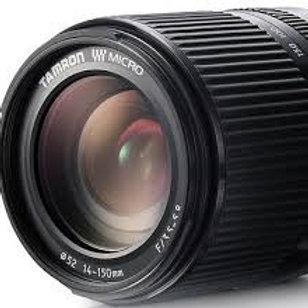 Tamron 14-150mm F3.5-5.8 Di III (C001) Black (M34)