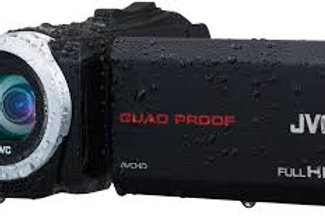 JVC GZ-R10 Camcorder Black