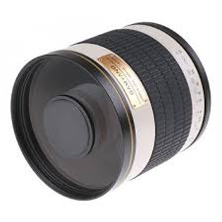 Samyang 500mm MC IF f/6.3 Mirror w/T2 Mount Sony E